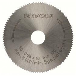 Griešanas disks PROXXON HSS 28020, Ø50mm