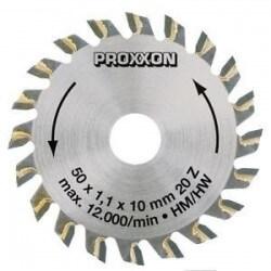 Griešanas disks PROXXON 28017, Ø50mm