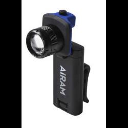 LED lukturītis AIRAM Clip 3xLR03
