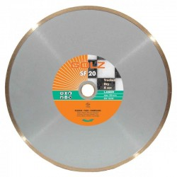 Dimanta disks keramikai GOLZ SF20 Ø180x25,4mm