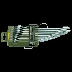 Uzgriežņatslēgu ar atvērtiem galiem komplekts 6–22mm PROXXON