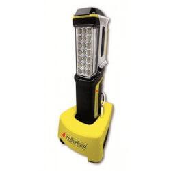 Uzlādējams prožektors ROHRLUX Strong-Lux LED Akku