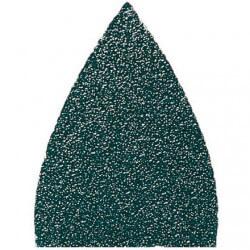 Trīsstūra formas smilšpapīrs FEIN K80 (20 gab.)