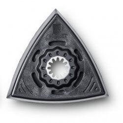Trijstūra perforēta pamatne FEIN Starlock (2 gab.)
