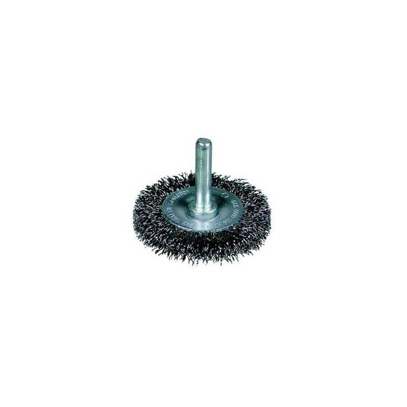 Metāla birstīte ar kātiņu 75x10 mm OSBORN