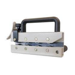 Manuāla šuvju aizlocīšanas iekārta JOUANEL OFP-180