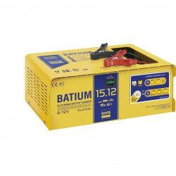 Elektronisks akumulatoru lādētājs GYS Batium 15/12