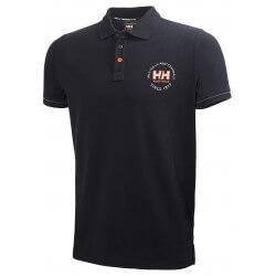 Polo krekls HELLY HANSEN Oslo Polo, melns