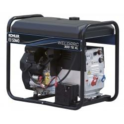 Līdzstrāvas metināšanas ģenerators SDMO WELDARC 300TE