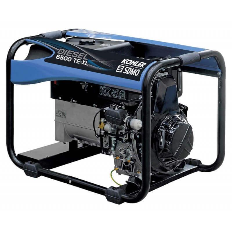 Elektrības ģenerators SDMO Diesel 6500 TE