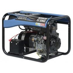 Elektrības ģenerators SDMO Diesel 6000 E