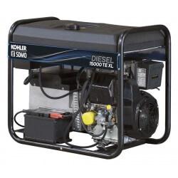 Elektrības ģenerators SDMO Diesel 15000 TE