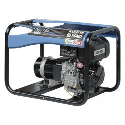 Elektrības ģenerators SDMO Diesel 4000 C