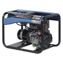 Elektrības ģenerators SDMO Diesel 4000 EXL