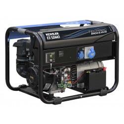Vienfāzes ģenerators SDMO TECHNIC 6500 E AVR