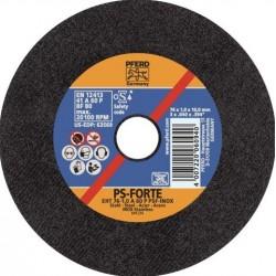 Griešanas un slīpēšanas disks PFERD E76-1,4 A60 P PSF-INOX-DUO