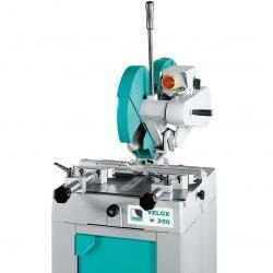 Diska alumīnija griešanas darba galds IMET VELOX 350