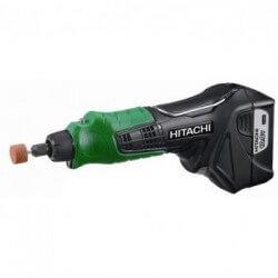 Akumulatora gala slīpmašīna-graveris HITACHI GP10DL