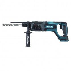 Akumulatora perforators SDS+ MAKITA DHR241Z, bez akumulatora un lādētāja