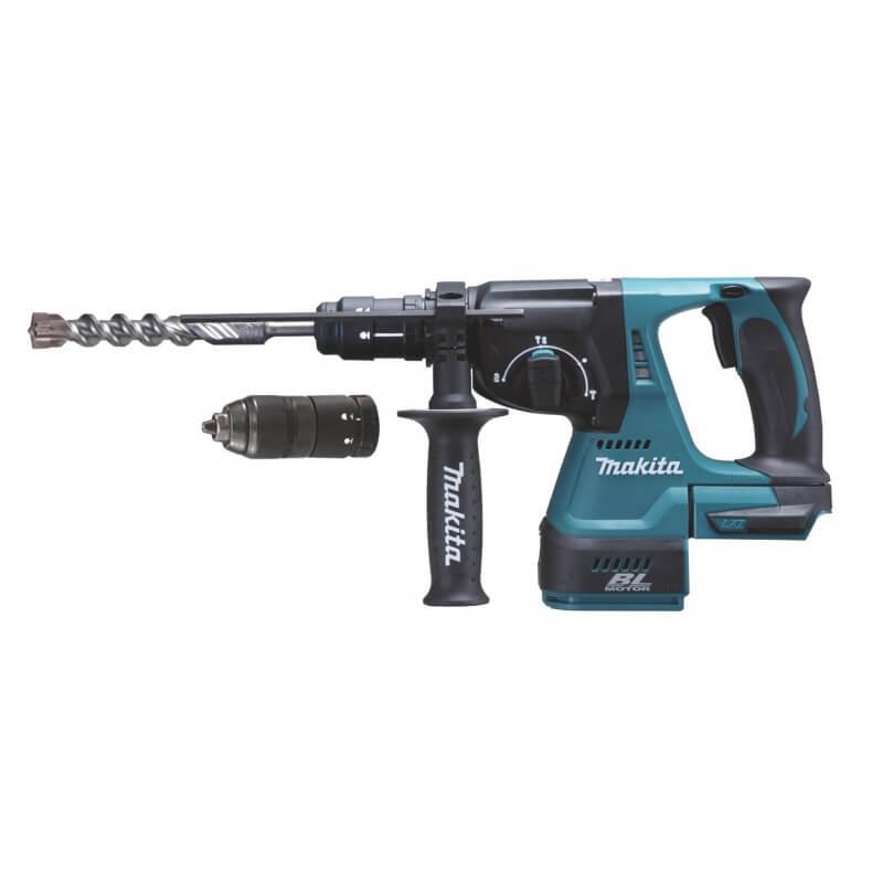 Akumulatora perforators MAKITA DHR243Z bez akumulatora un lādētāja