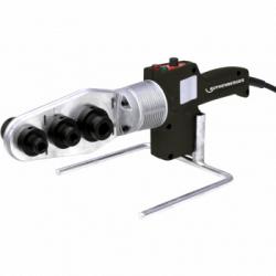 PE, PB, PP un PVDF plastmasas cauruļu kausēšanas ierīce ROTHENBERGER ROWELD® P63 S-6