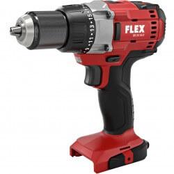 Akumulatora urbjmašīna-skrūvgriezis FLEX DD 2G 18,0 bez akumulatora un lādētāja