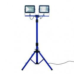 2x30W LED gaismeklis ar statīvu AS-SCHWABE
