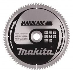 Zāģripa MAKITA Makblade 305x30x2,3mm 80T 5°