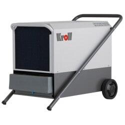 Elektriskais gaisa sausinātājs ar sildīšanas funkciju KROLL TE40