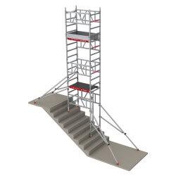 Daļu komplekts tornim ALTREX MiTOWER Plus