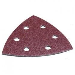 Trijstūra slīpēšanas papīrs kokam 94 mm (10 gab.) MAKITA B-21565