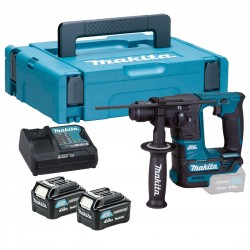 Akumulatora perforators MAKITA HR166DSMJ SDS+