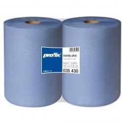 Papīrs ruļļos TEMCA profix handy plus 38x36cm, 2x1000 gab., 2 sl.