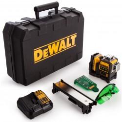 Lāzera nivelieris DeWALT DCE089D1G 10,8V