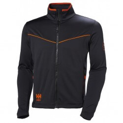 Jaka HELLY HANSEN Chelsea Evolution Stretch, melna