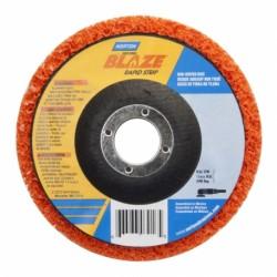 Virsmas tīrīšanas disks SAINT-GOBAIN BLAZE Rapid 125x22mm