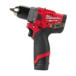 Akumulatora urbjmašīna-skrūvgriezis MILWAUKEE M12 FDD-202X