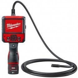 Akumulatora kamera caurulēm MILWAUKEE M12 IC AV3-201C