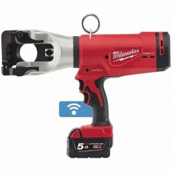 Akumulatora kabeļu šķēres MILWAUKEE M18 HCC45-522C