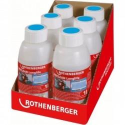 Konservēšanas līdzeklis apkures sistēmām ROTHENBEGER RoClean (6 pudeles pa 1 l)