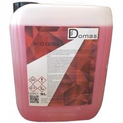 Skābi saturošs mazgāšanas līdzeklis DOMAS Acid Extra