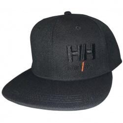 Cepure ar nagu HELLY HANSEN Kensington Flat Brim, melna
