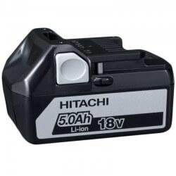 Akumulators HITACHI BSL1850 Slide 18V/ 5,0Ah Li-ion