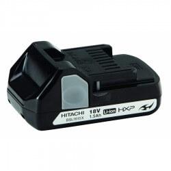 Akumulators HITACHI BSL1815X Slide18V/ 1,5Ah Li-ion