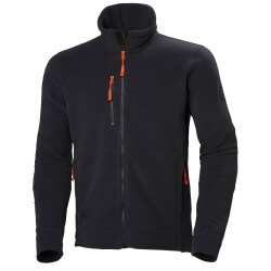 Jaka HELLY HANSEN Kensington Fleece, melna