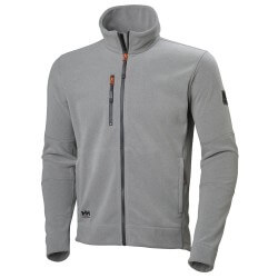 Jaka HELLY HANSEN Kensington Fleece, pelēka