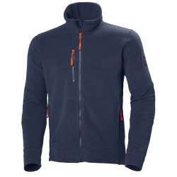 Jaka HELLY HANSEN Kensington Fleece, tumši zila