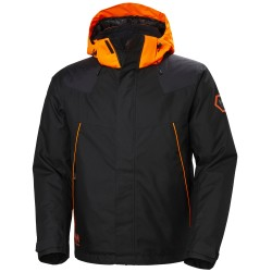 Jaka HELLY HANSEN Chelsea Evolution Winter, melna