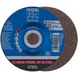 Slīpēšanas disks PFERD CC-Grind-Strong 125 SG Steel