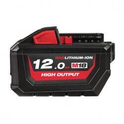 Akumulators MILWAUKEE M18 HB12 12.0 Ah